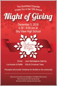 Night of Giving 2016